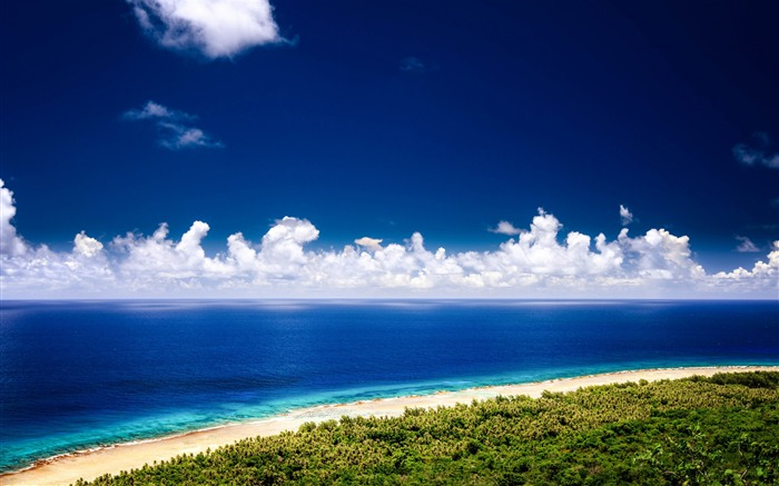 Guam beaches-Scenery High Quality Wallpaper Views:6684 Date:3/17/2017 11:49:44 PM