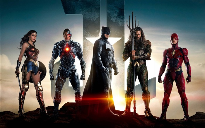Justice League Superheroes 2017 Movies HD Wallpaper Views:14647