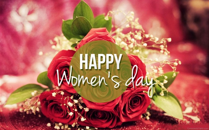 March 8 Happy Womens Day 2017 Festivals Wallpaper Views:5842
