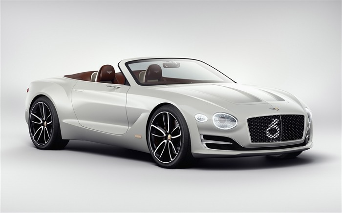 2017 Bentley EXP 12 Speed ​​6e Concept Fondo de pantalla Vistas:4941