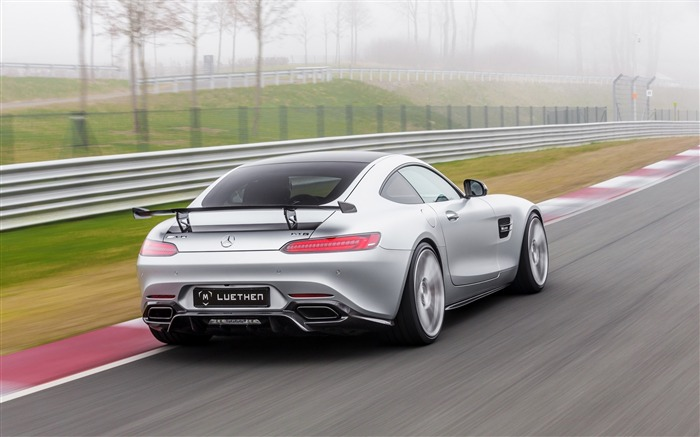 2017 Motorsport Mercedes-AMG GT HD Wallpaper 10 Views:1367