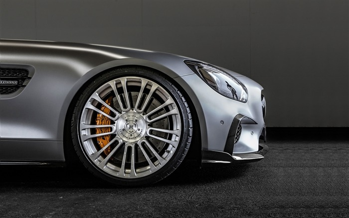 2017 Motorsport Mercedes-AMG GT HD Wallpaper 13 Views:1473