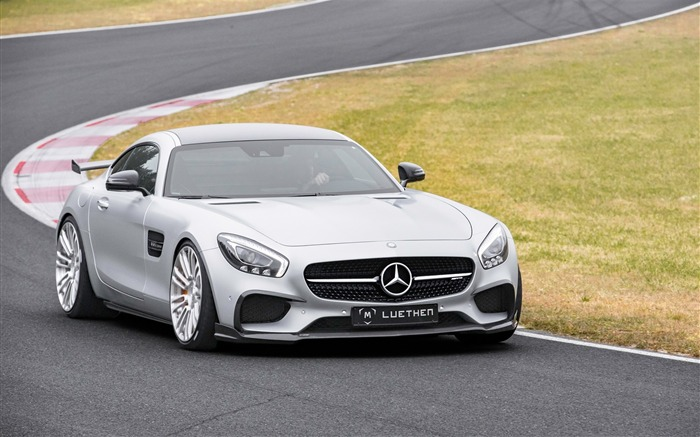 2017 Motorsport Mercedes-AMG GT HD Wallpaper Views:1875