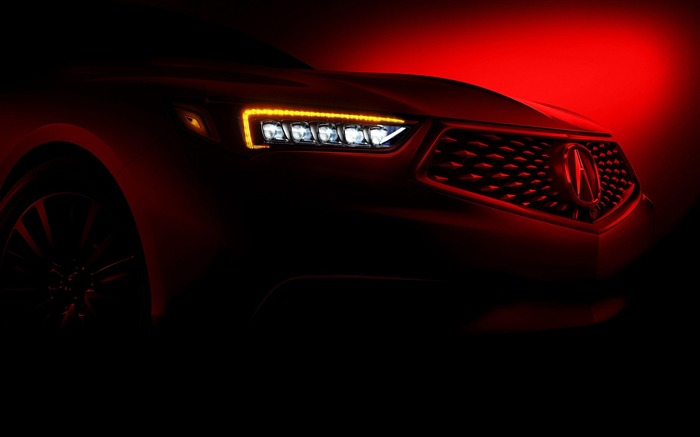 Acura tlx 2017-High Quality Wallpaper Views:1565