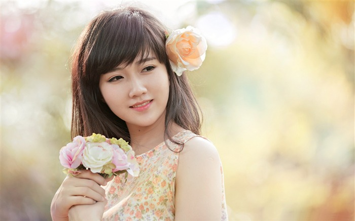 Asian Fashion Beauty Girls Photo Wallpaper 16 Views:608