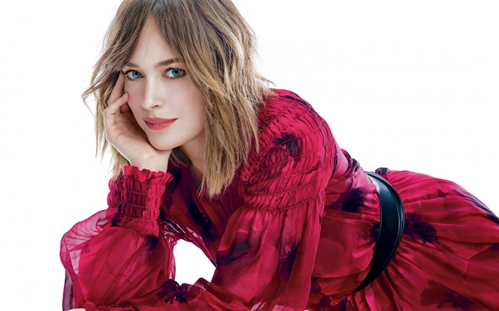 Dakota Johnson American Actress-High Quality Wallpaper Views:1828