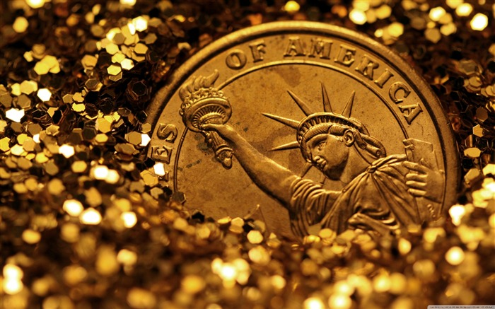 Liberty buried in gold-Vintage Themed Wallpaper Views:2906 Date:4/2/2017 3:12:55 AM