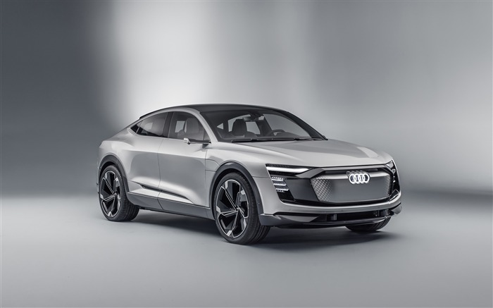2017 Audi e tron sportback concept-Brand Car HD Wallpaper Views:1222