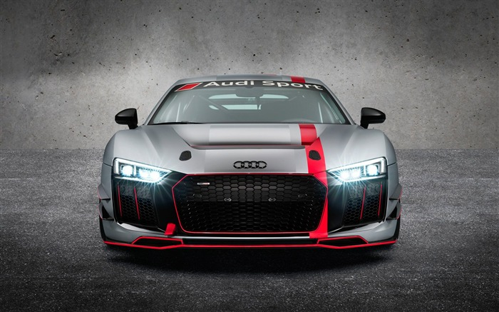 2017 Audi r8 lms gt4-Brand Car HD Wallpaper Views:1138