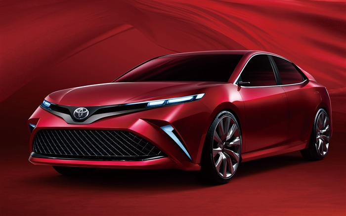 2017 Toyota camry-Car Poster HD Wallpaper Views:5118 Date:5/24/2017 5:58:35 AM