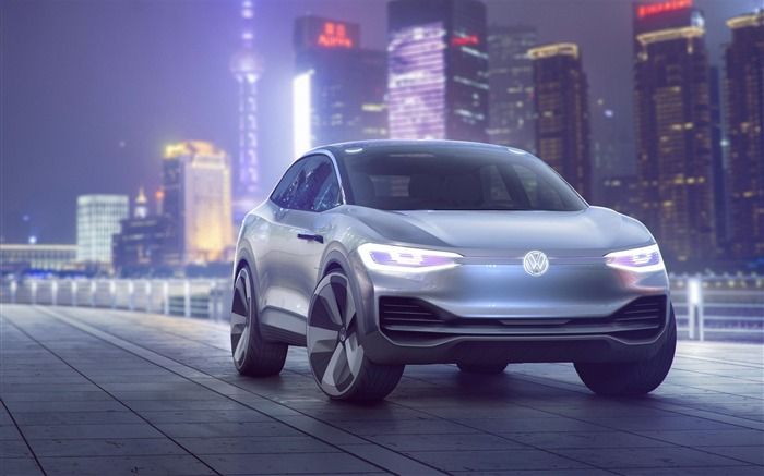 2017 volkswagen cross concept-Brand Car HD Wallpaper Views:1280