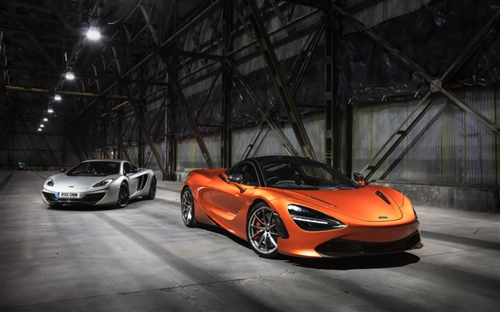 2018 Mclaren 720s-Brand Car HD Wallpaper Views:1231