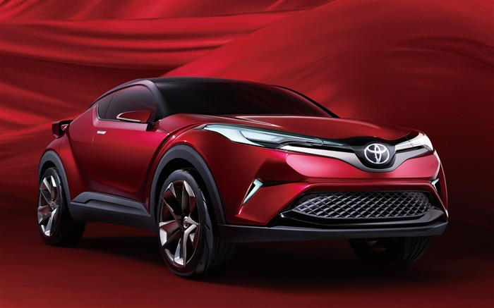 2018 Toyota c hr-Brand Car HD Wallpaper Views:1348