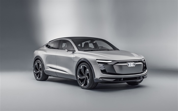 Audi e tron sportback-Car Poster HD Wallpapers Views:3133 Date:5/24/2017 6:00:28 AM