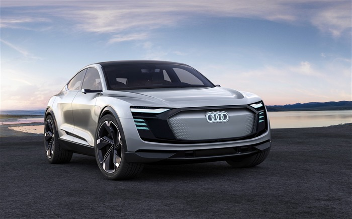 Audi e tron sportback concept-Brand Car HD Wallpaper Views:1131