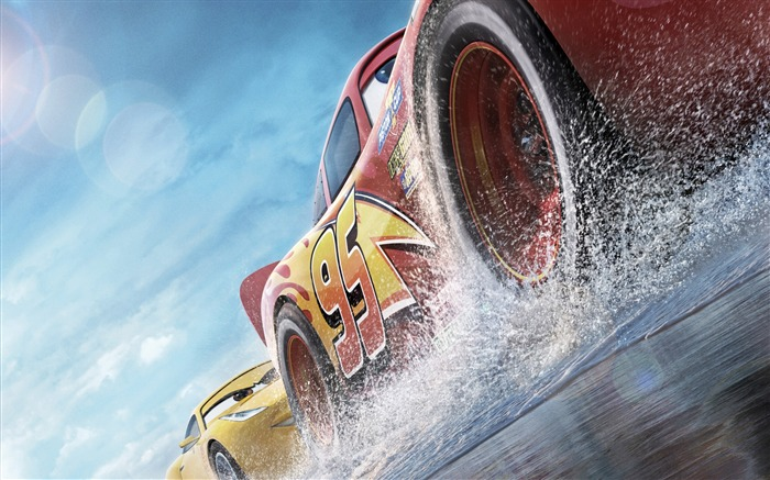 Cars 3 pixar animation-2017 Movie HD Wallpapers Vistas:3616