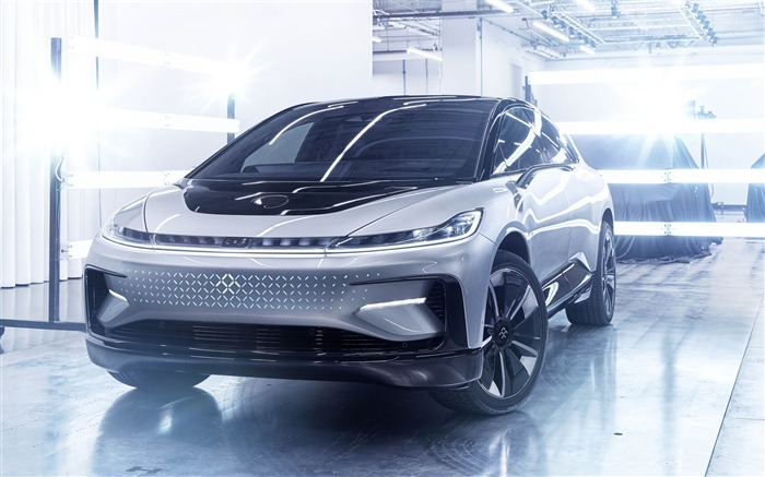 Faraday future ff-Brand Car HD Wallpaper Views:1052