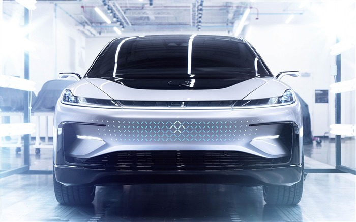 Faraday future ff91-Car Poster HD Wallpaper Views:3191 Date:5/24/2017 6:02:18 AM