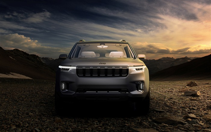 Jeep yuntu concept-Car Poster HD Wallpaper Views:3725 Date:5/24/2017 6:03:05 AM