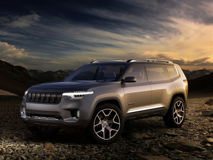 Jeep yuntu concept-Car Poster HD Wallpapers Views:4349 Date:5/24/2017 6:03:35 AM