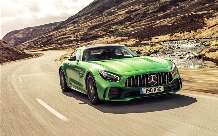 Mercedes amg gt-Brand Car HD Wallpaper Views:1206