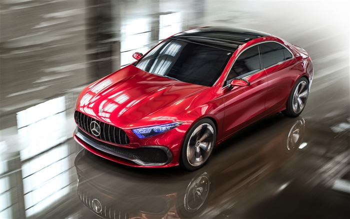 Mercedes benz concept-Brand Car HD Wallpaper Views:1247