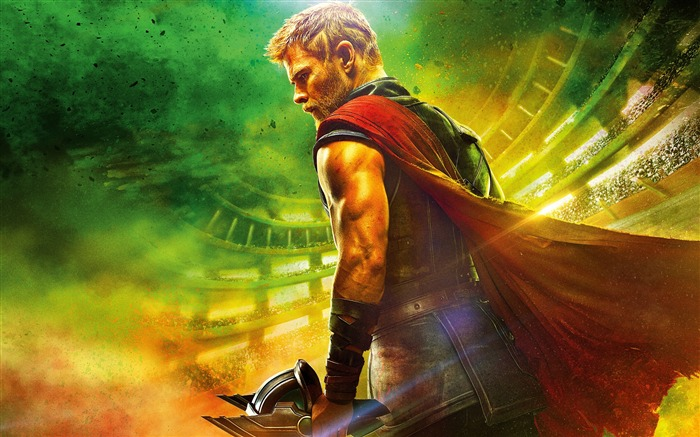 Thor Ragnarok-2017 Película HD Wallpapers Vistas:5384