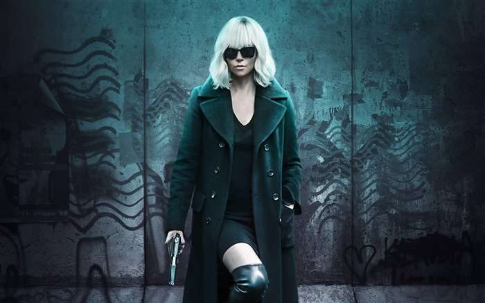 Atomic blonde charlize theron-2017 Movie HD Wallpapers Views:3473 Date:6/17/2017 12:49:33 AM