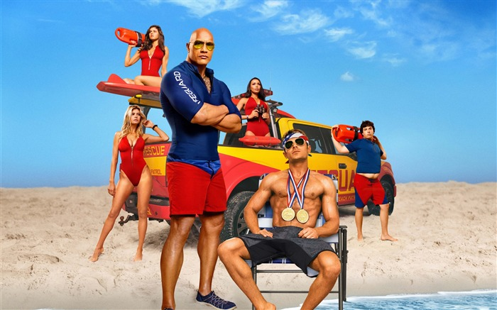 Baywatch-2017 Movie HD Wallpapers Views:3429 Date:6/17/2017 12:50:09 AM