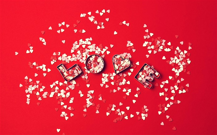 Love hearts-High Quality Wallpaper Views:1005