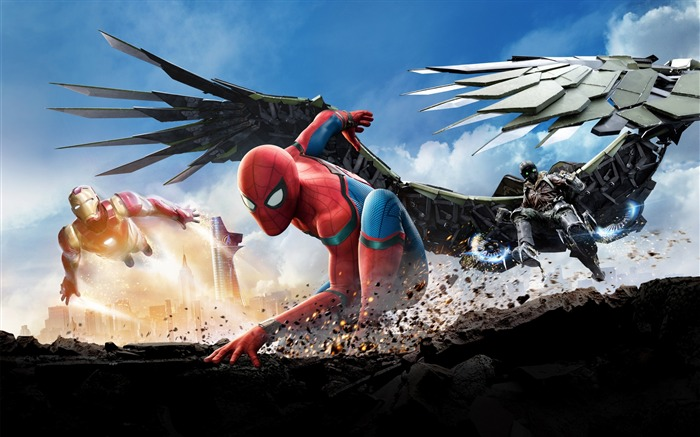 Spiderman Homecoming-2017 Movie HD Wallpapers Views:6608 Date:6/17/2017 12:59:05 AM