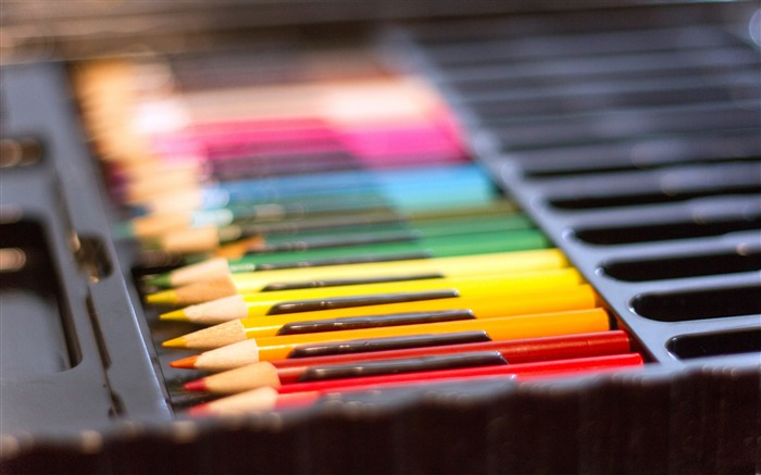 colored pencils set multicolored-High Quality Wallpaper Views:1158