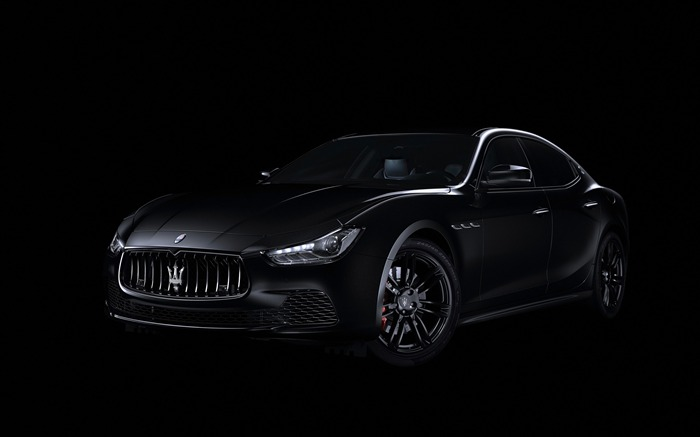 2018 Maserati Ghibli Nerissimo Black Edition 01 Views:3333 Date:8/15/2017 10:05:16 AM