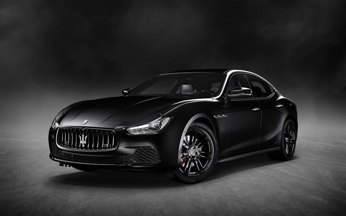 2018 Maserati Ghibli Nerissimo Black Edition Views:4229 Date:8/15/2017 10:04:51 AM