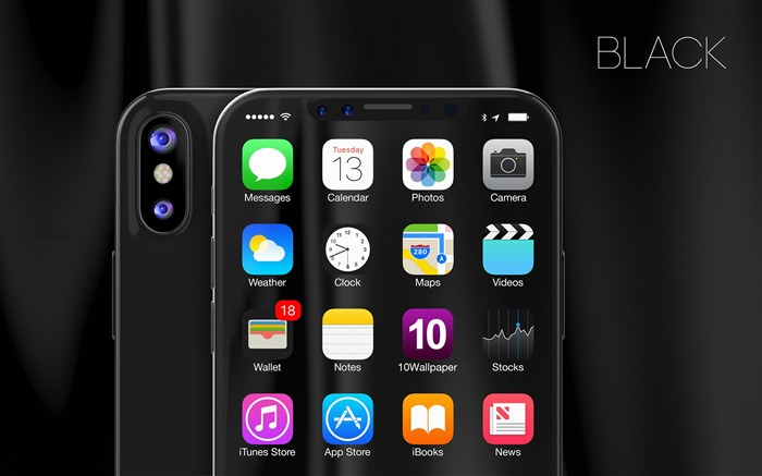 Apple 2017 WWDC iPhone 8 Newest HD Wallpaper Views:1712