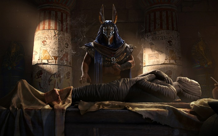 Assassins Creed Origins Egypt Pyramids Wallpaper 06 Views:940