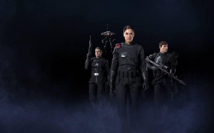 Battlefront ii inferno squad-2017 Game Poster Wallpaper Views:957