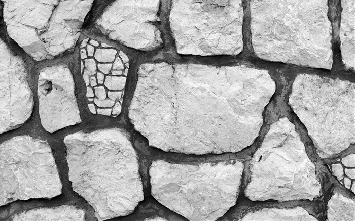 Shot of cracked stone-Design HD Wallpaper Views:188