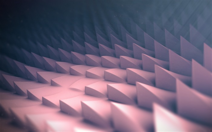 Abstract Spikes-Vector HD Wallpaper Views:827
