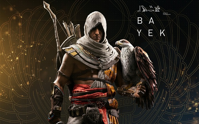 Assassins creed origins bayek-2017 Game HD Wallpaper Views:1248