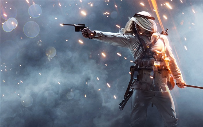 Battlefield 1 art-2017 Game HD Wallpaper Views:1207