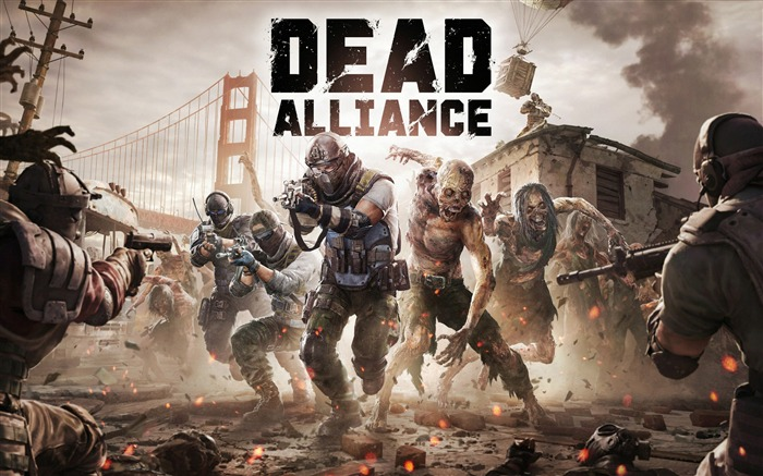Dead alliance-2017 Game HD Wallpapers Views:1145