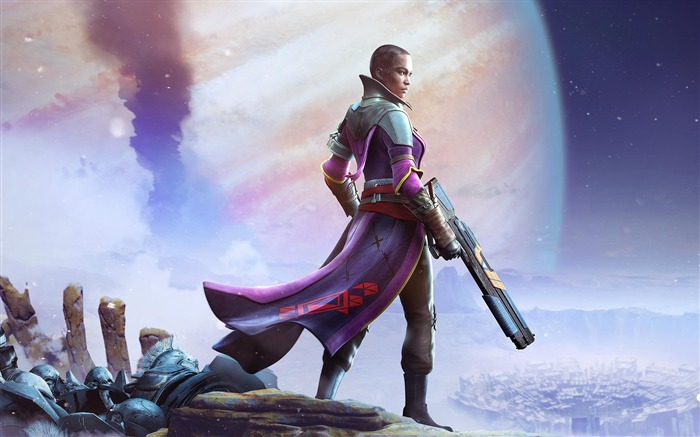 Destiny ikora rey-2017 Game HD Wallpapers Views:1123