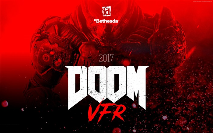 Doom vfr-2017 Game HD Wallpapers Views:1081