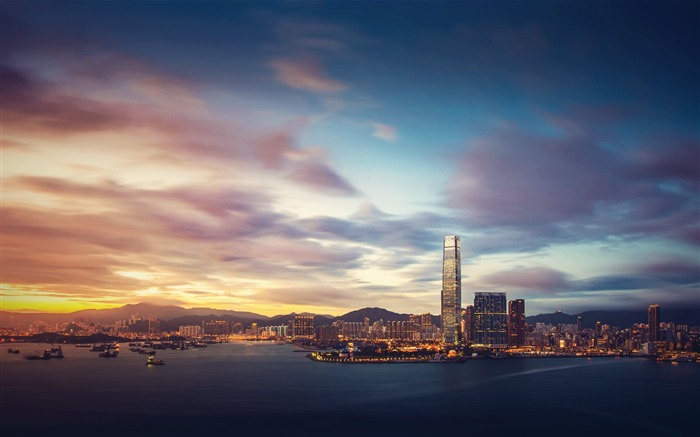 Excellent Hong Kong-Cities HD Wallpaper Views:2897 Date:9/9/2017 8:47:34 AM