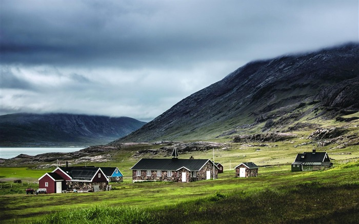 Houses kujataa greenland-National Geographic Wallpaper Views:3848 Date:9/22/2017 1:21:05 AM