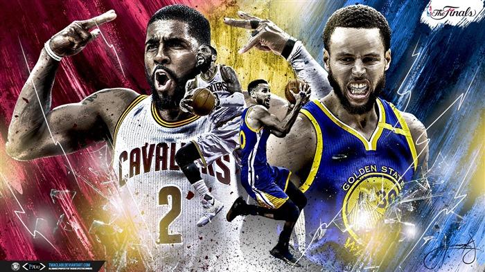2016-17 NBA总决赛超级巨星桌面壁纸专辑列表-第1页