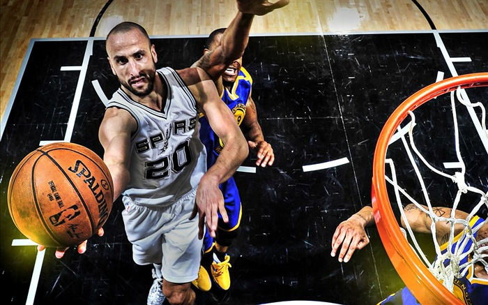 Manu-2016-17 NBA Desktop Wallpaper Views:748