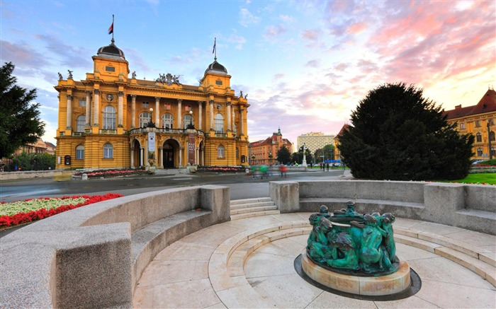 National theater zagreb croatia-National Geographic Wallpaper Views:3360 Date:9/22/2017 1:26:28 AM