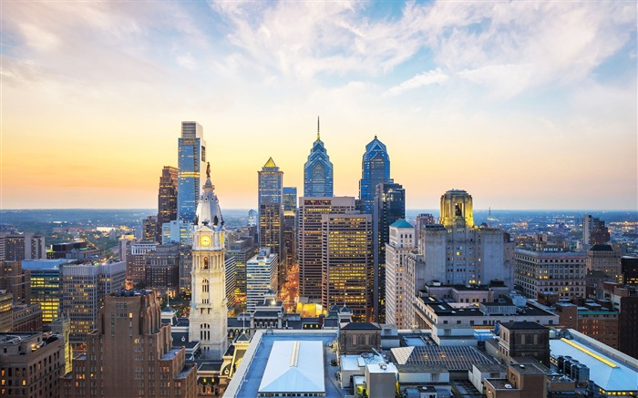 Philly skyscrapers-Cities HD Wallpaper Views:5336 Date:9/9/2017 9:09:31 AM